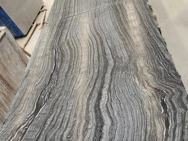 production of jurassic marble