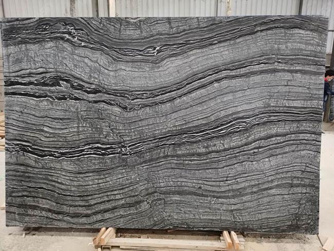 Jurassic polished slab